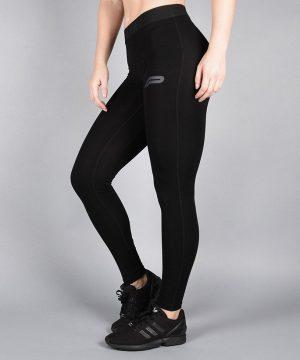 Fitness Legging Dames Pro Fit Zwart - Pursue Fitness-1