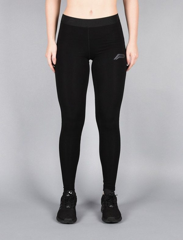 Fitness Legging Dames Pro Fit Zwart - Pursue Fitness-2