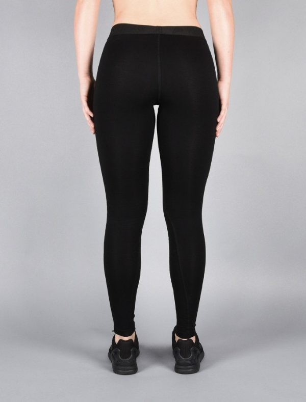 Fitness Legging Dames Pro Fit Zwart - Pursue Fitness-4