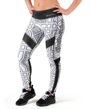 Fitness Legging Dames Pueblo - Gorilla Wear-1