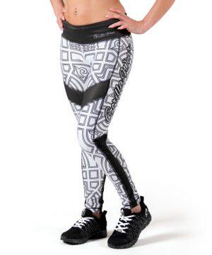 Fitness Legging Dames Pueblo - Gorilla Wear-2