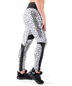 Fitness Legging Dames Pueblo - Gorilla Wear-3