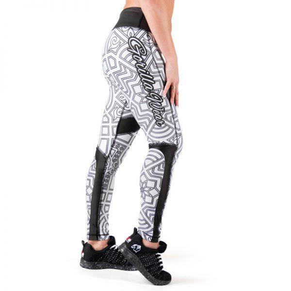 Fitness Legging Dames Pueblo - Gorilla Wear-3