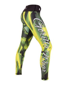 Fitness Legging Dames Reno - Gorilla Wear-1