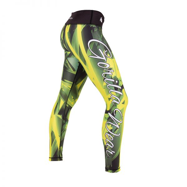 Fitness Legging Dames Reno - Gorilla Wear-1