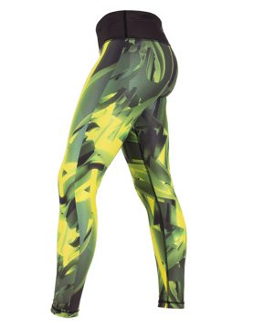 Fitness Legging Dames Reno - Gorilla Wear-2