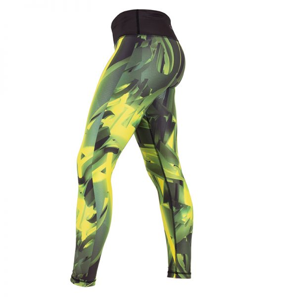 Fitness Legging Dames Reno - Gorilla Wear-2