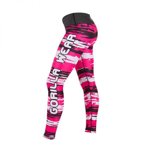 Fitness Legging Dames Santa Fe - Gorilla Wear-2