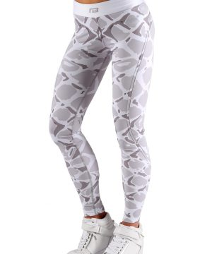Fitness Legging Dames Snake - Muscle Brand-1