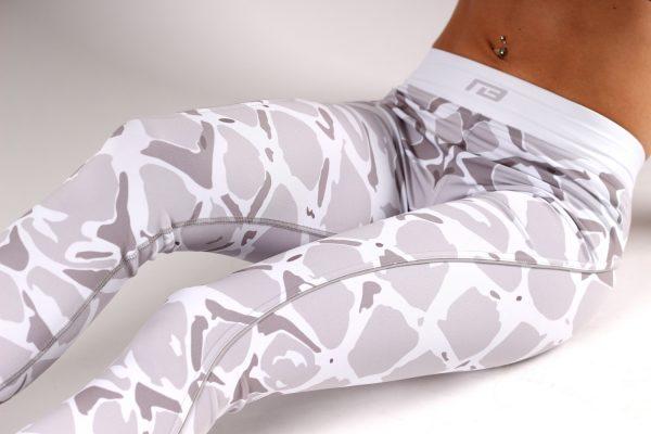 Fitness Legging Dames Snake - Muscle Brand-3