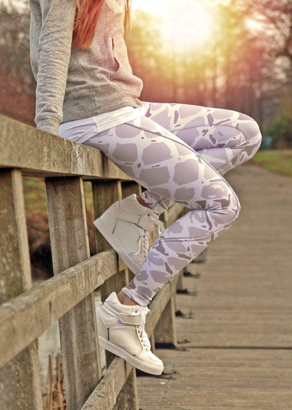 Fitness Legging Dames Snake - Muscle Brand-5