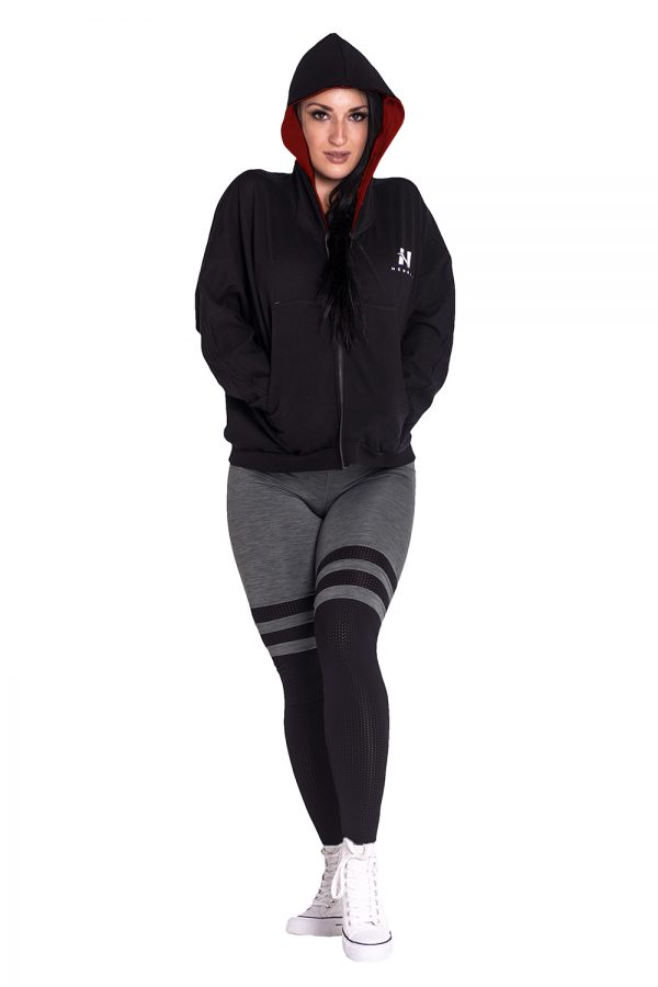 Fitness Legging Dames Sox Kaki - Nebbia Leggings 286-1
