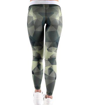 Fitness Legging Dames Survivor - Muscle Brand-2