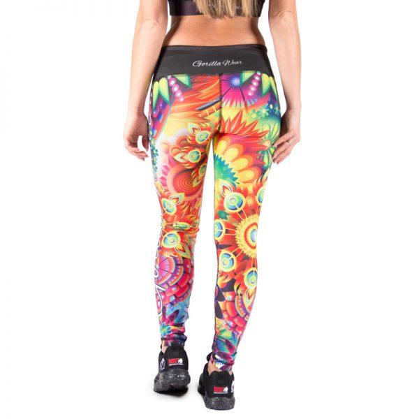 Fitness Legging Dames Venice- Gorilla Wear-2