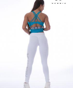 Fitness Legging Dames Wit - Nebbia 211 Laser-2