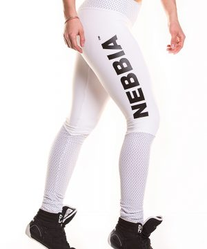 Fitness Legging Dames Wit - Nebbia Leggings 280-1