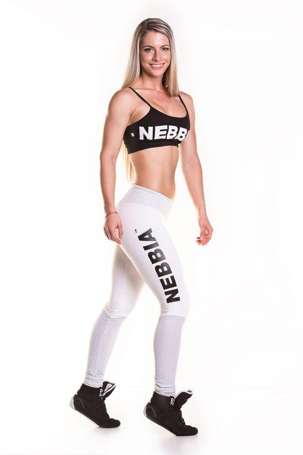 Fitness Legging Dames Wit - Nebbia Leggings 280-2