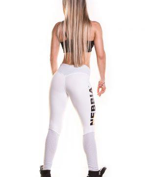 Fitness Legging Dames Wit - Nebbia Leggings 280-3