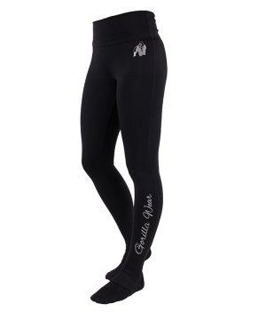 Fitness Legging Dames Zwart Annapolis - Gorilla Wear-1