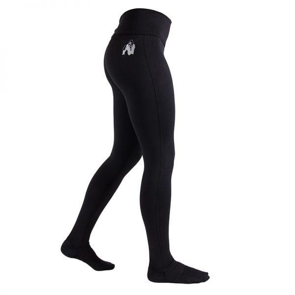 Fitness Legging Dames Zwart Annapolis - Gorilla Wear-3