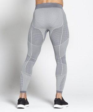 Fitness Legging Heren Grijs Xeno - Pursue Fitness-2