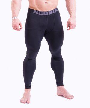 Fitness Legging Heren Zwart - Nebbia 315-1
