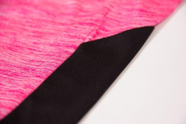 Fitness Longsleeve Dames Roze - Gorilla Wear Mineola-5