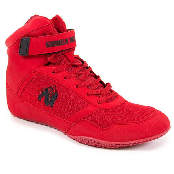 Fitness Schoenen Rood - Gorilla Wear High tops-2
