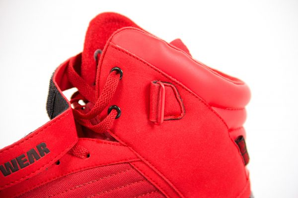 Fitness Schoenen Rood - Gorilla Wear High tops-4