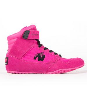 Fitness Schoenen Roze - Gorilla Wear High tops-2