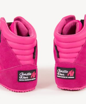 Fitness Schoenen Roze - Gorilla Wear High tops-3