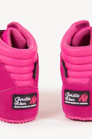 Fitness Schoenen Roze - Gorilla Wear High tops-3