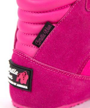 Fitness Schoenen Roze - Gorilla Wear High tops-4