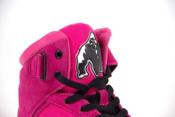 Fitness Schoenen Roze - Gorilla Wear High tops-5