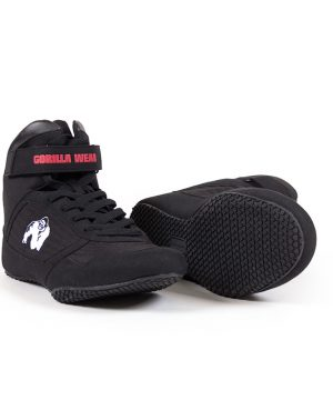 Fitness Schoenen Zwart - Gorilla Wear High tops-1