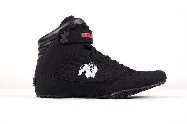 Fitness Schoenen Zwart - Gorilla Wear High tops-2