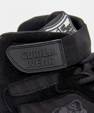 Fitness Schoenen Zwart - Gorilla Wear Perry-6