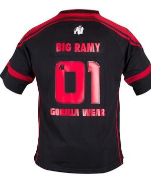 Fitness Shirt Heren Big Ramy - Gorlla Wear Athlete-2