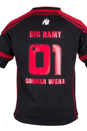 Fitness Shirt Heren Big Ramy - Gorlla Wear Athlete-2