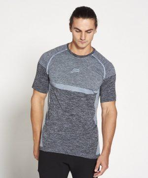 Fitness Shirt Heren Blauw Xeno - Pursue Fitness-1