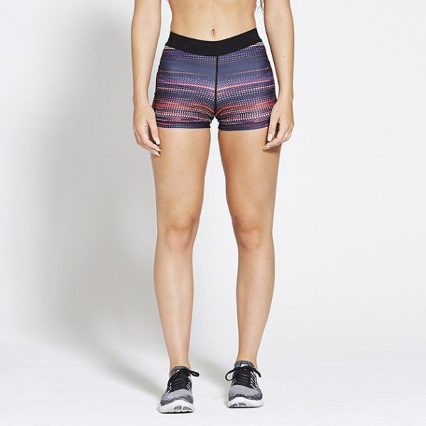 Fitness Shorts Dames Multi - Pursue Fitness Allure-1