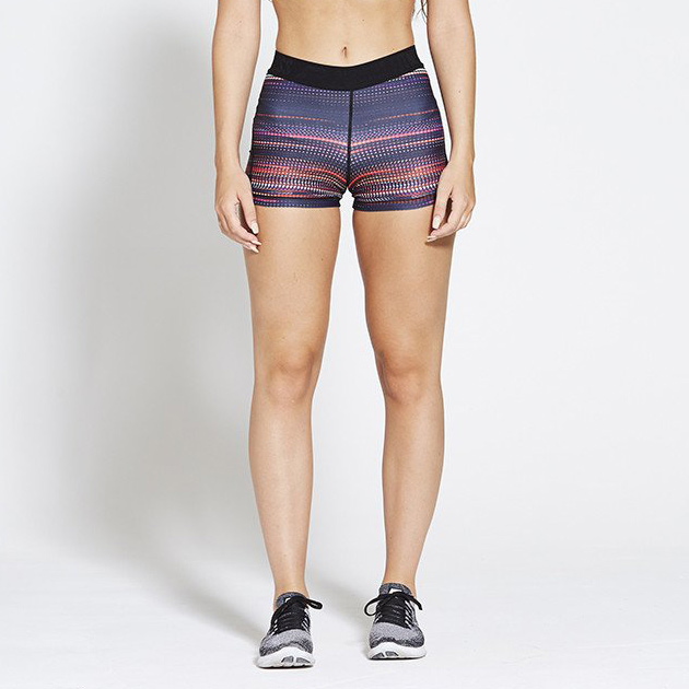 Korte Broek Dames Sport.Fitness Shorts Dames Multi Pursue Fitness Allure