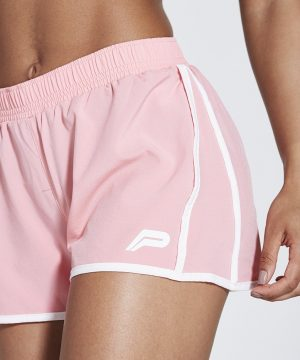 Fitness Shorts Dames Roze - Pursue Fitness Allure-3