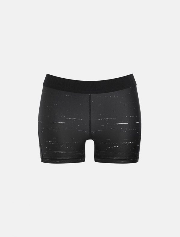 Fitness Shorts Dames Zwart - Pursue Fitness-3