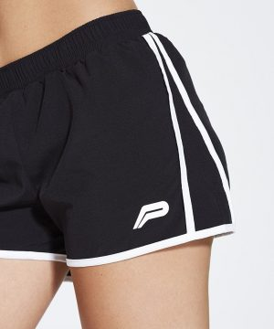 Fitness Shorts Dames Zwart - Pursue Fitness Allure-3