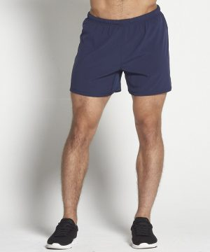 Fitness Shorts Heren Blauw 6inch - Pursue Fitness-1