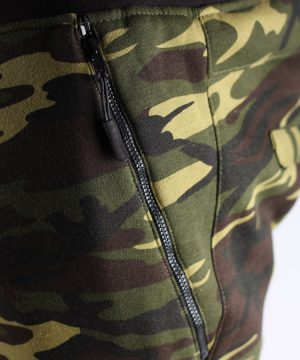 Fitness Shorts Heren Camo - Muscle Brand-4