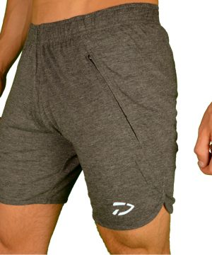 Fitness Shorts Heren Original Zwart - Disciplined Apparel-1