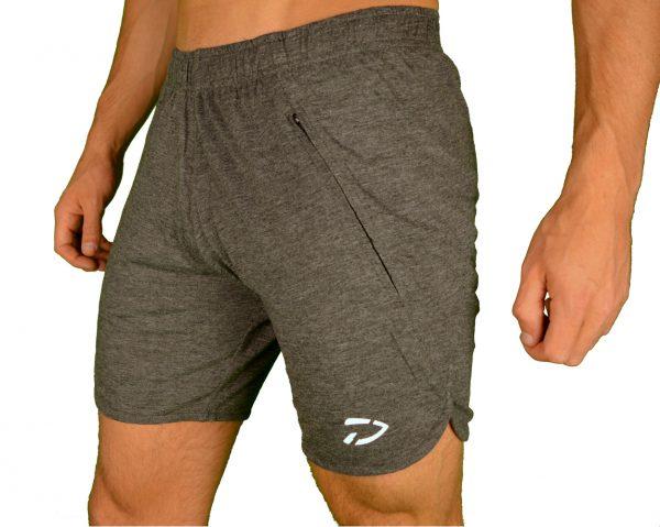Fitness Shorts Heren Original Zwart - Disciplined Apparel-1