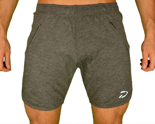 Fitness Shorts Heren Original Zwart - Disciplined Apparel-3
